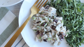 Recipe: Copycat Trader Joe's Wine Country Chicken Salad