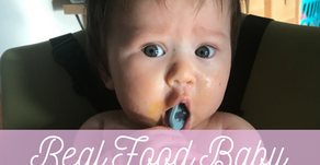 Real Food for Babies: First Foods