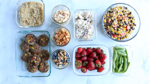 The 5 Essential Components of Meal Prep