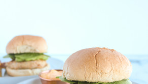 Recipe: Copycat Chili Lime Chicken Burgers (Low FODMAP)