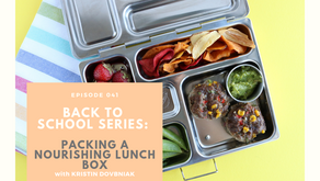Episode 041: Stress-Free Lunchbox Packing