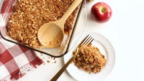 Recipe: Sage's Fall Apple Crunch