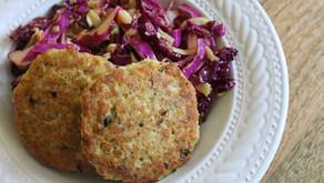 Recipe: Savory Salmon Cakes