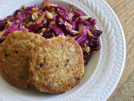 Recipe: Savory Salmon Cakes