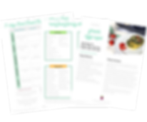 Healthy Mama Meal Planner _ Healthy Mama