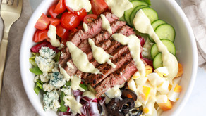 Steakhouse Salad Balance Bowl