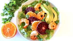 Recipe: Shrimp, Citrus and Avocado Salad