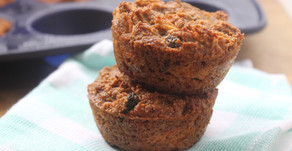 Recipe: Grain-free Morning Glory Muffins