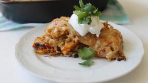 Recipe: Quinoa Fajita Casserole