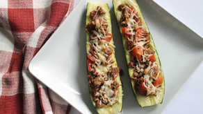 Recipe: Kid-Friendly Zucchini Boats
