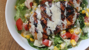 Recipe: BBQ Chicken Salad