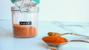 Make it homemade: Homemade Taco Seasoning