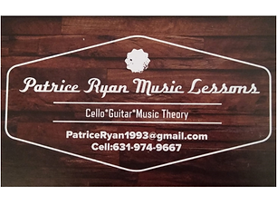Patrice Ryan Music Lessons