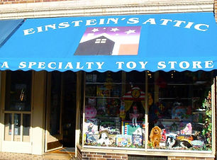 Einstein's Attic, Northport, NY 11768
