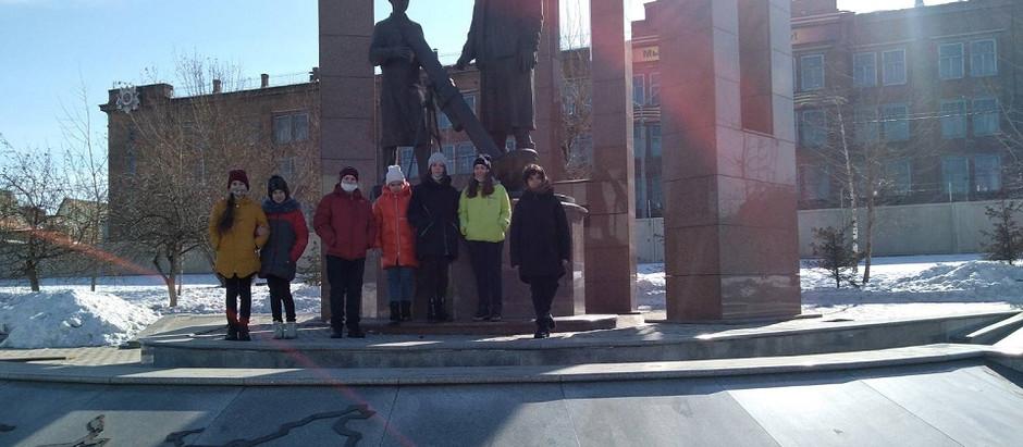 Экскурсия в рамках проекта «Красноярск-город трудовой доблести»