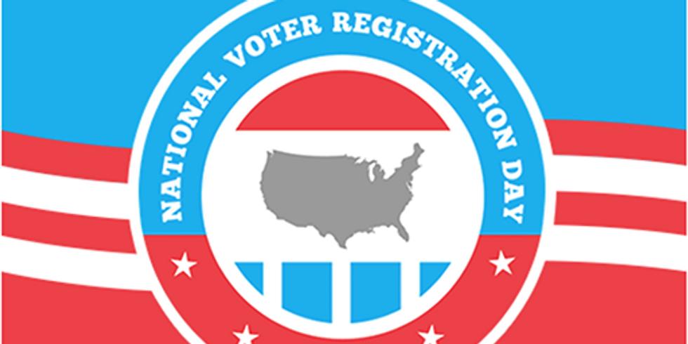 Occupy the Vote: Voter Registration Day
