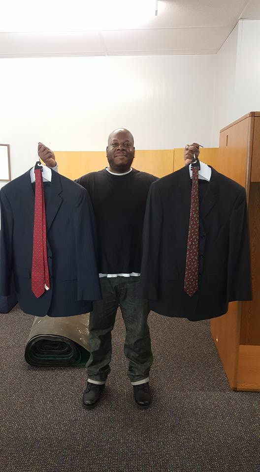 First Suit For A Second Chance