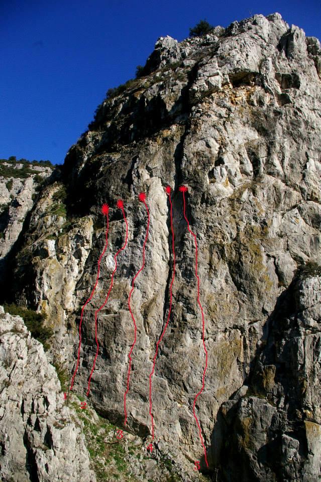 2burg climbing sector