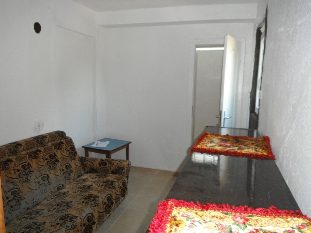 Hostel rest room