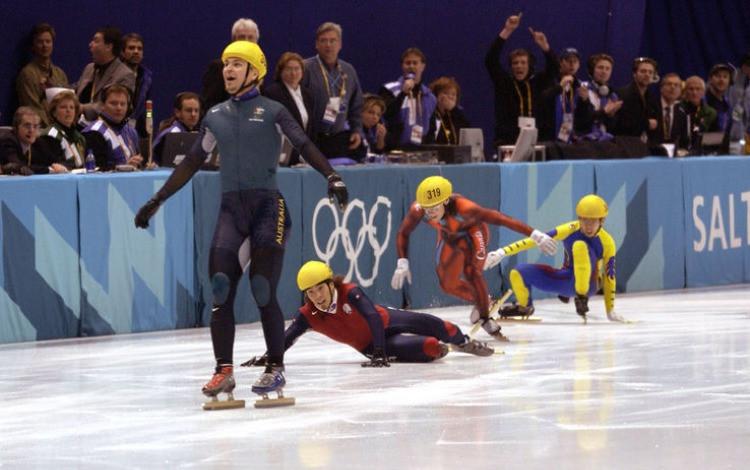 Lo storico momento in cui l'underdog per eccellenza vince la prima rocambolesca medaglia d'oro alle Olimpiadi invernali per l'Australia