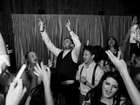 Top songs played at weddings in 2020!