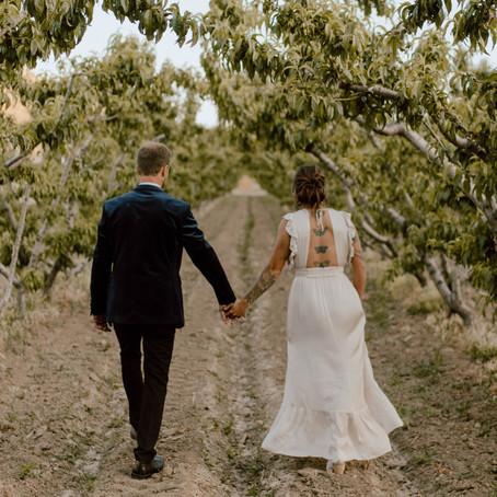 A Unique Wedding Celebration!