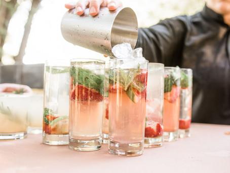 Dry drinks- Hosting a dry bar!