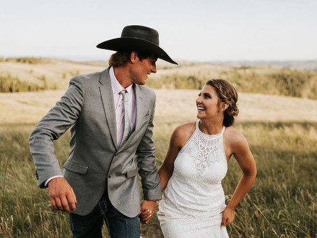 LOVE LETTER WEDDING RECAP: HEATH & JUSTYNE