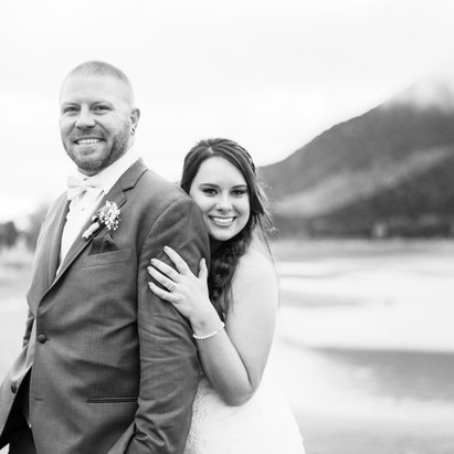 Eric & Emily's Harvey Gap Wedding at Crack in the Wall Gallery