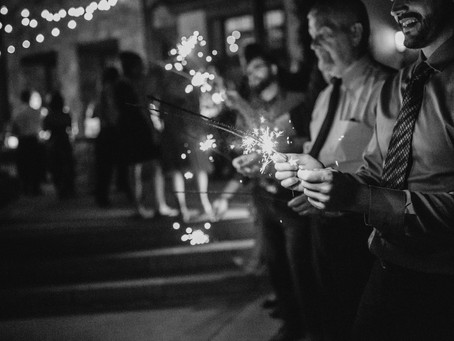 3 Tips for Starting Your New Year Off Right: While You're Planning Your Wedding