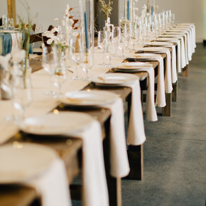 Top Tips for Planning Your Reception Tables
