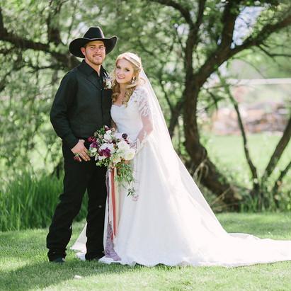 Romantic and Elegant Country Wedding