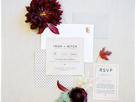 How to address wedding invitations (and what are the best times to go to the post office!)