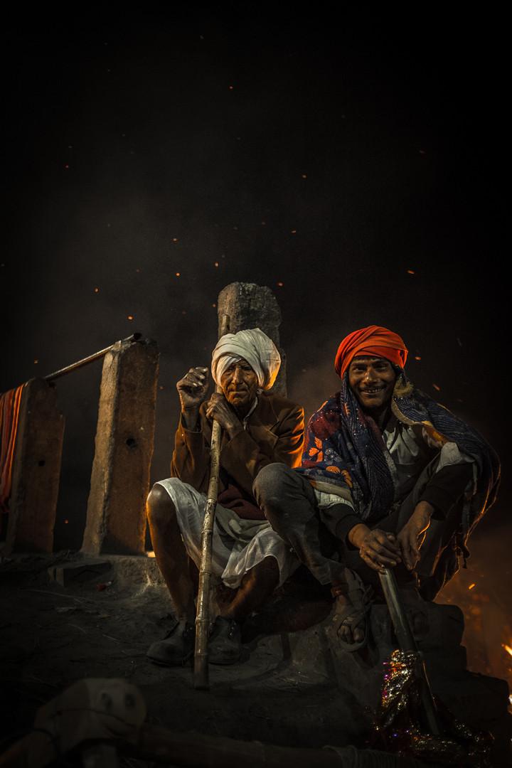 Ghat Workers
