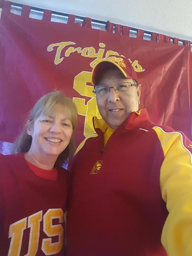 Proud USC Parents