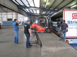 TMH Hagenbucher AG, Rohre, Armaturen