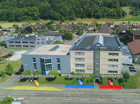 Zermec GmbH & Besucherparkplatz