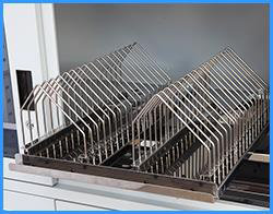 SMD Double Rack Stainless Steel