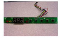 Replacement Control panel XDPCB-CP-01