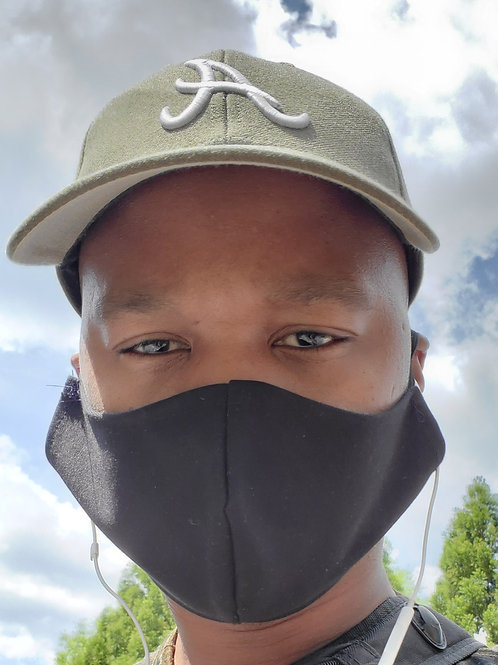 Adult Protective Cloth Face Mask