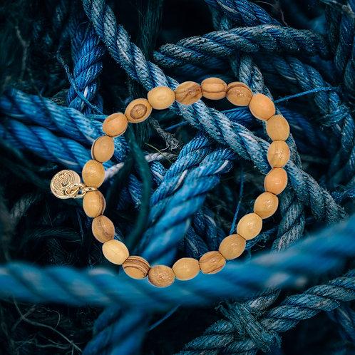 Holy Land Olive Tree Bracelet