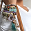 Thumbnail: Dyed Opal Stone Bracelet
