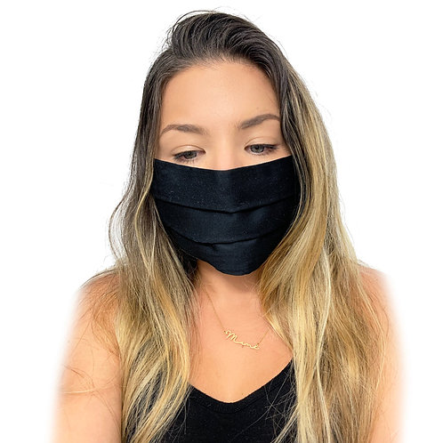 Adult Folded Protective Cloth Face Mask