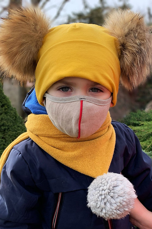 Children Protective Cloth Face Mask