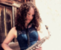 Jenifer Kechulius, saxophone