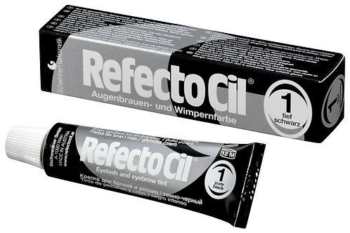 """Краска для бровей и ресниц """"REFECTOCIL"""" (черная 1)"""