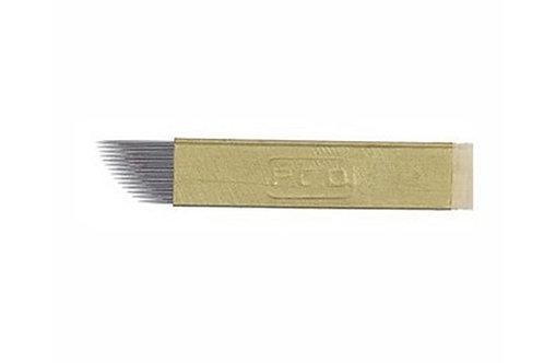 Игла для микроблейдинга №12 pcd комплект 10 шт