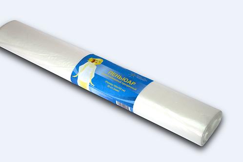Пелерина защитная, полиэтиленовая прозрачная White line 50 шт