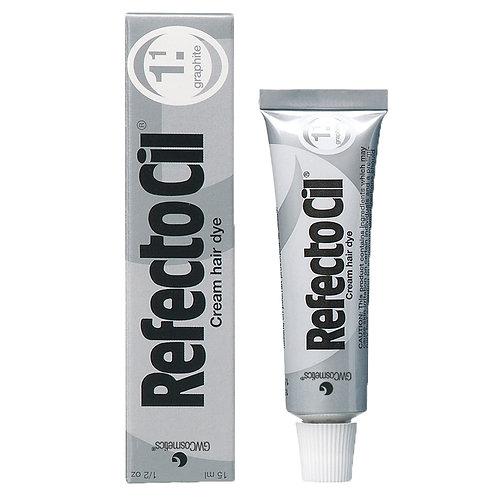 """Краска для бровей и ресниц """"REFECTOCIL"""" (графит 1.1)"""