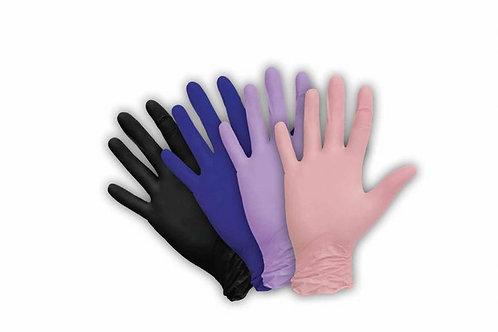 Нитриловые перчатки XS/S/М (10 пар)